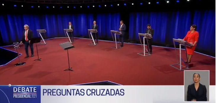 La crítica que se repitió en redes sociales sobre el debate presidencial: