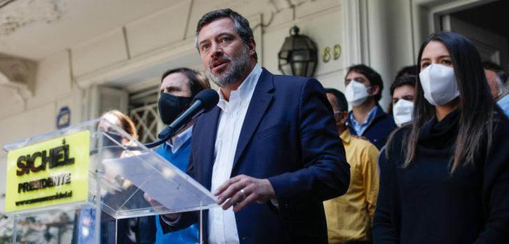 Sebastián Sichel prensa